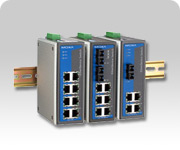 unmanaged industrial switches