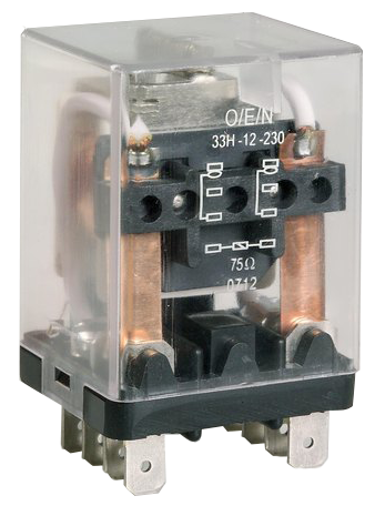 Oen Power Distribution Relays 33H series